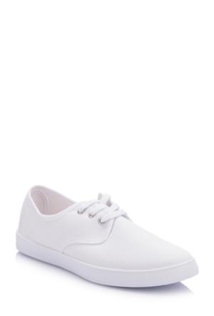 DeFacto Kadın Ayakkabı Beyaz