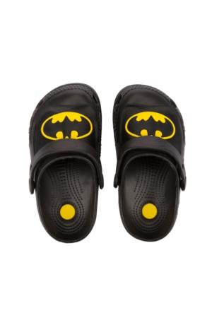 DeFacto Erkek Çocuk Batman Lisanslı Sandalet Siyah