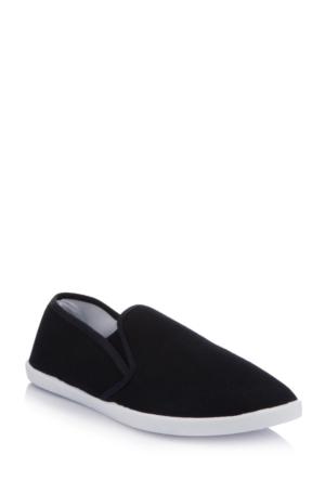 DeFacto Erkek Basic Enjeksiyon Ayakkabı Lacivert