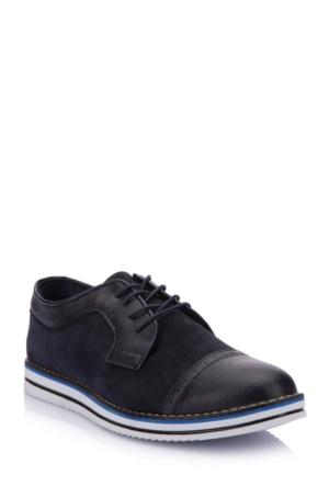 DeFacto Erkek Klasik Ayakkabı Lacivert