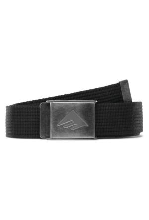 Emerica Kemper Belt Black Grey Kemer