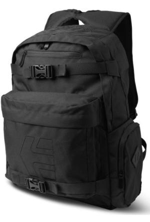 Etnies Solito Backpack Black Black Sirt Çantası