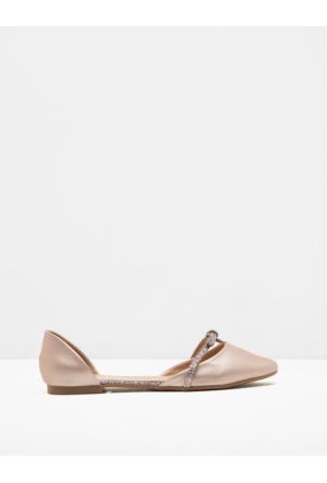 Koton Kadın Ayakkabı Gül Rengi