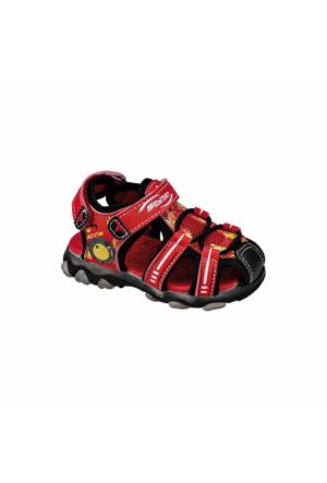 Spy Man Rubby Kırmızı Erkek Çocuk Sandalet