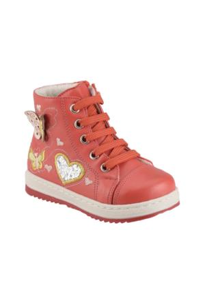 Polaris 52.507532.B Nar Çiçeği Kız Çocuk Bot