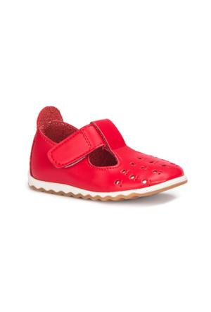Polaris 71.509275.B Kırmızı Kız Çocuk Sneaker Ayakkabı