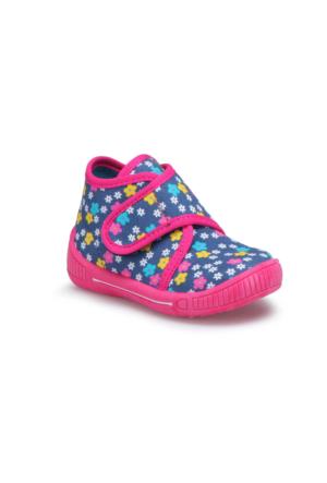 Superfit 00253-85 Bk Mavi Kız Çocuk Ayakkabı