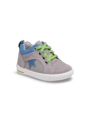 Superfit 00353-47 Be Kum Rengi Erkek Çocuk Deri Ayakkabı
