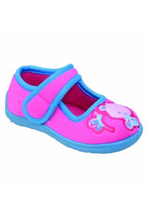 Pink Step A3310325 Fuşya Kız Çocuk Panduf