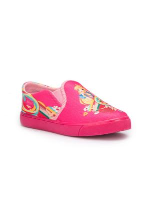 Winx Cure Fuşya Kız Çocuk 337 Ayakkabı