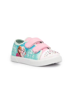 Frozen Merv Mint Kız Çocuk 337 Ayakkabı