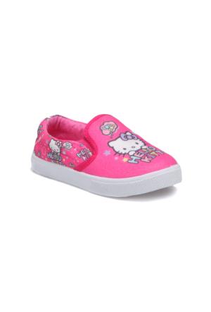Hello Kitty 73034T Açık Pembe Kız Çocuk Sneaker Ayakkabı