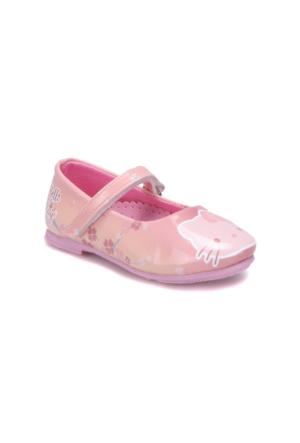 Hello Kitty 90537T Pembe Kız Çocuk Babet