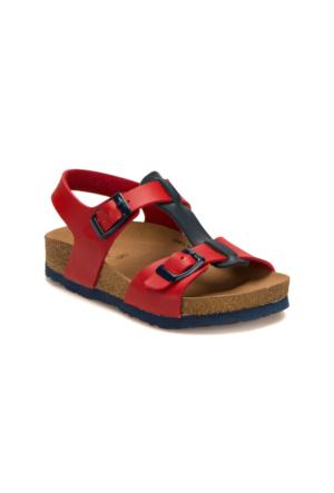 Spy Man A3335081 Kırmızı Erkek Çocuk Sandalet