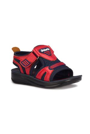 Polaris 71.508208.P Kırmızı Erkek Çocuk Basic Sandalet