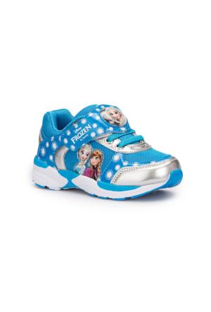 Frozen Armor Mavi Kız Çocuk Athletic Ayakkabı