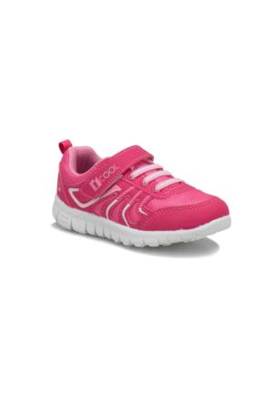 I Cool Muti Pembe Kız Çocuk Sneaker Ayakkabı