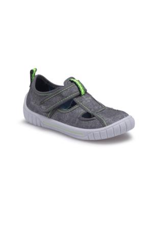 Superfit 00272-06 Pe Gri Erkek Çocuk Ayakkabı
