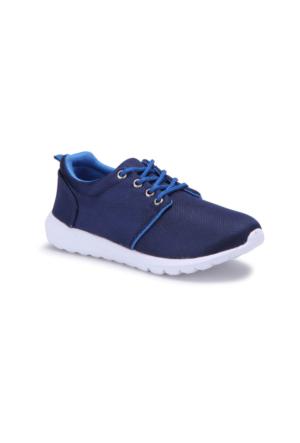 I Cool Roshy Lacivert Erkek Çocuk Sneaker Ayakkabı