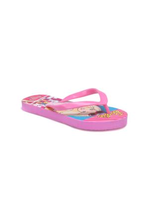 Barbie 90268T Pembe Kız Çocuk 376 Terlik