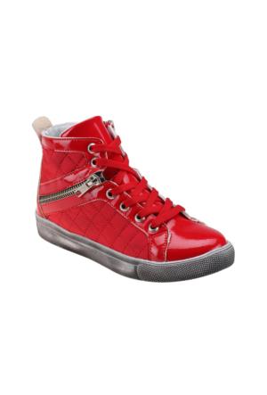 Seventeen Ga220 Kırmızı Kız Çocuk Sneaker Ayakkabı