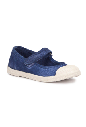 Polaris 71.509304.F Lacivert Kız Çocuk Basic Sandalet