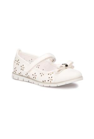 Polaris 71.509313.F Beyaz Kız Çocuk Basic Ayakkabı