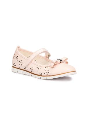 Polaris 71.509313.F Pudra Kız Çocuk Basic Sandalet