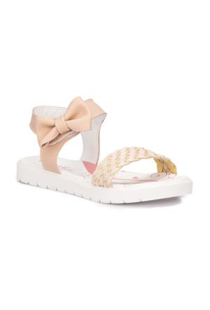 Polaris 71.509110.F Pudra Kız Çocuk Basic Sandalet