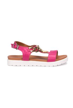 Polaris 71.508160.F Fuşya Kız Çocuk Basic Sandalet