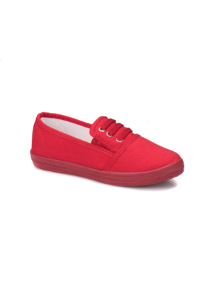 Kinetix Terla Kırmızı Kız Çocuk 337 Ayakkabı