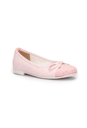 Pink Step Adrin-1 Pembe Kız Çocuk Babet