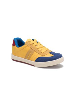 Yellow Kids YK533 Sarı Erkek Çocuk Sneaker Ayakkabı