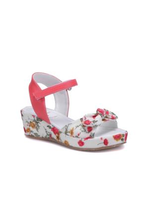 Seventeen Svs290 Kırmızı Kız Çocuk Basic Sandalet