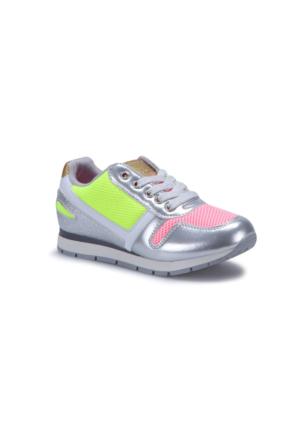 Seventeen Sva330 Gümüş Kız Çocuk Athletic Ayakkabı