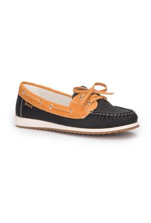 Dockers By Gerli 216607 Siyah Kadın Loafer Ayakkabı