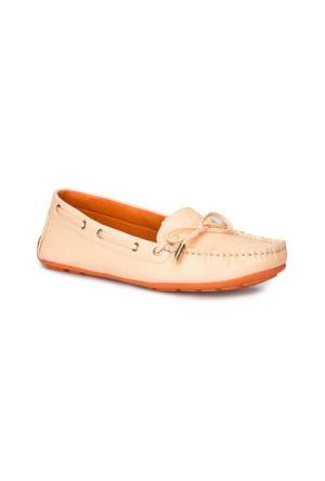 Polaris 71.155556.Z Yavruağzi Kadın Loafer Ayakkabı