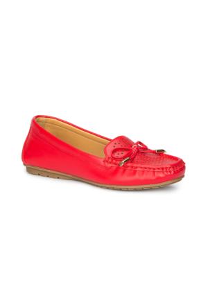 Polaris 71.156528.Z Kırmızı Kadın Ayakkabı