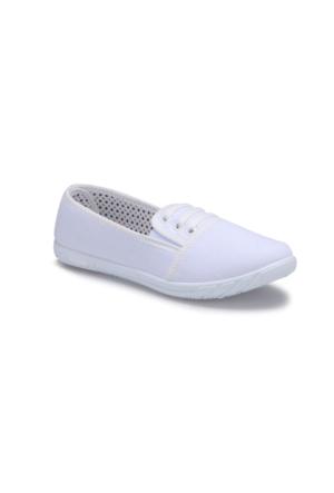 Polaris 71.354987.Z Beyaz Kadın 337 Ayakkabı