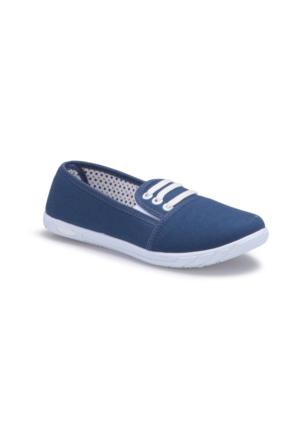 Polaris 71.354987.Z Mavi Kadın 337 Ayakkabı