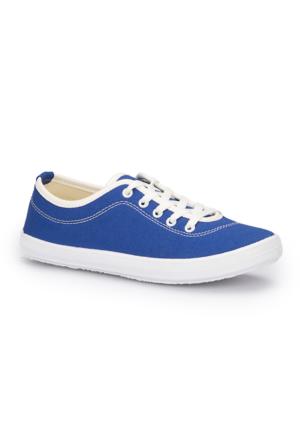 Polaris 71.353085.Z Açık Lacivert Kadın Sneaker Ayakkabı