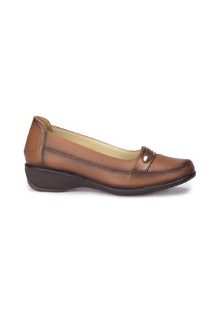 Polaris 5 Nokta 71.109616.Z Taba Kadın Ayakkabı