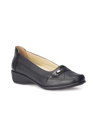 Polaris 5 Nokta 71.109616.Z Siyah Kadın Ayakkabı