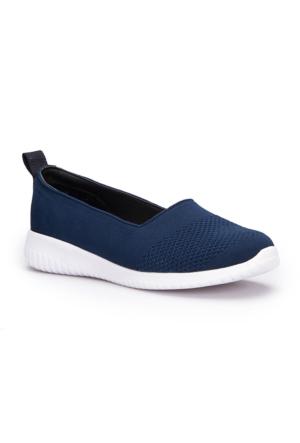 U.S. Polo Assn. Mas Lacivert Kadın Sneaker Ayakkabı