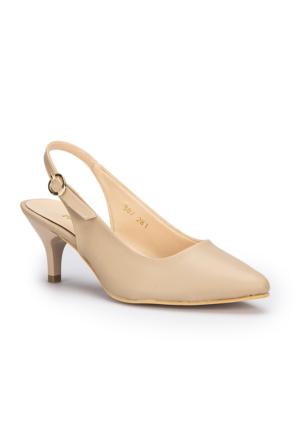 Polaris 71.307281.Z Bej Kadın 545 Ayakkabı