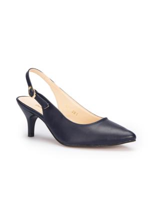 Polaris 71.307281.Z Lacivert Kadın 545 Ayakkabı