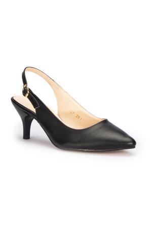 Polaris 71.307281.Z Siyah Kadın 545 Ayakkabı