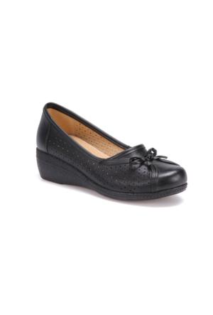 Polaris 71.156462.Z Siyah Kadın 373 Ayakkabı