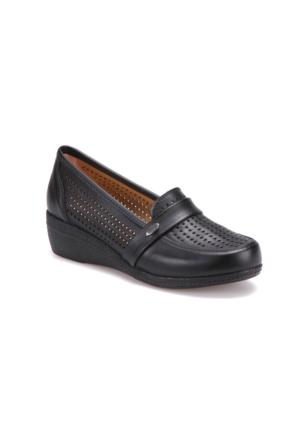 Polaris 71.156461.Z Siyah Kadın 373 Ayakkabı