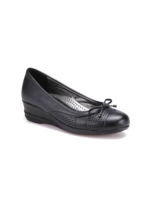Polaris 71.156568.Z Siyah Kadın 373 Ayakkabı